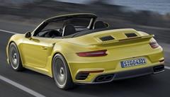 Porsche 911 Turbo et 911 Turbo S 2016 : toujours plus de puissance