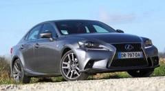 Essai Lexus IS 300h : Une alternative aux routières Diesel