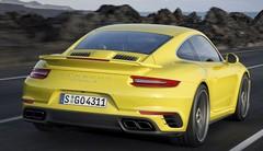 Porsche 911 Turbo et Turbo S coupé et cabriolet 2016 : Toujours plus de puissance et un style affirmé