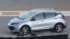 Chevrolet Bolt : Premiers clichés