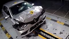 Mégane 4 : 5 étoiles au crash-test EuroNCAP 2015