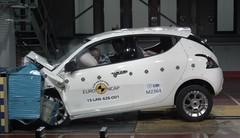 Crash-tests : 15 voitures testées et 2 grosses déceptions