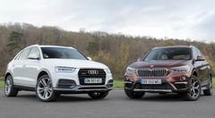Essai BMW X1 vs Audi Q3 : entre cousins