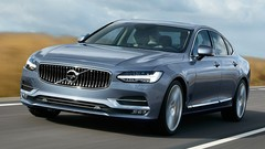 Salon Detroit 2016 : Volvo S90