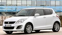 Série spéciale Suzuki Swift Casual Edition