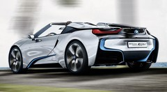 Feu vert pour la BMW i8 Spyder