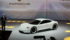 Porsche Mission E : en route pour la vraie vie