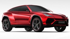 Lamborghini Urus : le plus rapide des SUV