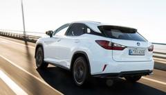 Essai Lexus RX 450h : L'hybride à l'ancienne