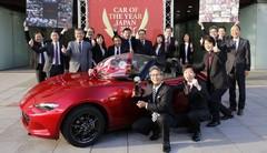 Mazda MX-5 : la voiture de l'année au Japon, c'est elle