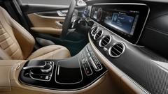 Mercedes Classe E (2016) : premières photos officielles de l'habitacle