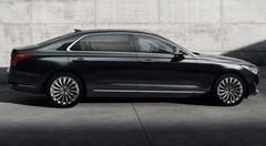 Genesis G90 : la limousine selon Hyundai