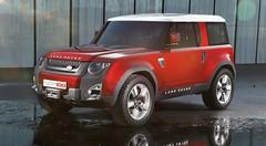 Le prochain Land Rover Defender ne ressemblera pas aux concepts