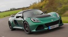 Lotus Exige Sport 350 : un rapport de 300 ch/tonne