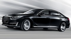 Genesis lance sa berline haut de gamme G90