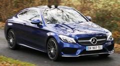 Essai Mercedes Classe C Coupé : Il conserve les qualités de la berline