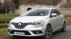 Essai nouvelle Renault Mégane dCi 130 Intens : elle se met en 4