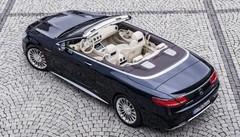 Mercedes-AMG S65 AMG Cabriolet 2016 : 630 chevaux au vent