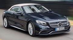 Mercedes-AMG S 65 Cabriolet : 630 ch en décapotable