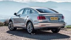 Bentley Bentayga : et pourquoi pas un coupé ?