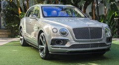 Bentley : un Bentayga Coupé dès 2016 ?
