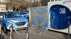 La pile à combustible à la conquête du taxi parisien