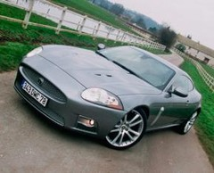 Essai Jaguar XKR : Royal R Force