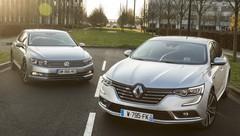 Essai Renault Talisman face à la Volkswagen Passat : laquelle choisir