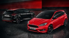 Ford Focus Red Edition et Black Edition : la Focus voit rouge et noir