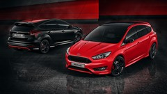 Ford lance la Focus en Red et Black Edition