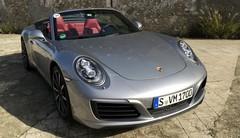 Essai Porsche 911 Cabriolet restylée : à pleins poumons