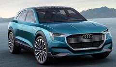 Une Audi Q6 à hydrogène pour Détroit