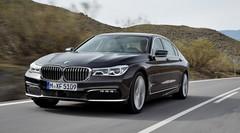 BMW Série 7 : un haut de gamme doté d'un V12 Rolls-Royce