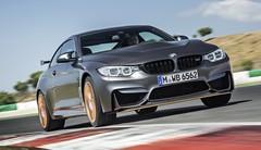 La BMW M4 GTS boucle le Nürburgring en 7'28