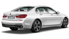Fuite : la BMW M760Li s'échappe d'un configurateur