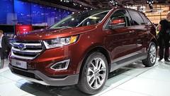 Ford Edge : les tarifs