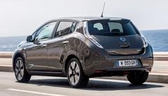 Essai Nissan Leaf 2016 : Élevée en batterie