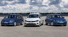 Nouvelles séries Allstar pour les Volkswagen Polo, Golf et Sportsvan