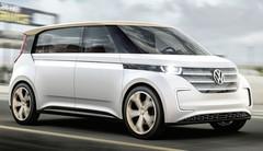 Volkswagen BUDD-e : Un adorable van électrique !