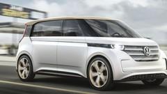 Volkswagen Budd-e : combi électrique au CES