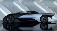 Faraday FFZERO1 concept : une supercar électrique de 1 000 ch