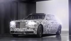 Rolls-Royce promet des modèles totalement nouveaux pour 2018