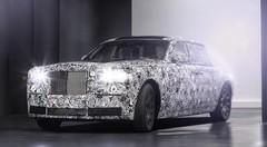 Alu total chez Rolls-Royce