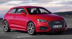La future Audi A1