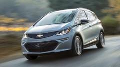 Chevrolet Bolt : place au tout électrique