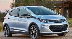 Chevrolet Bolt : GM met les doigts dans la prise
