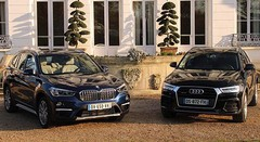 Essai Audi Q3 vs BMW X1 : Compacts Premium