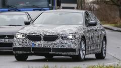 La BMW Série 5 se déshabille !