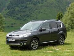 Essai Citroën C-Crosser : Premières impressions au volant