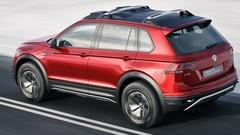 Volkswagen présent avec le Tiguan GTE Active concept